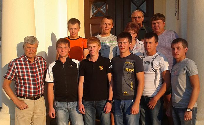 Russische Studenten_2013